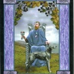 King of Cups - Sacred Circle